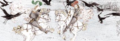 Le resume de chevalier double